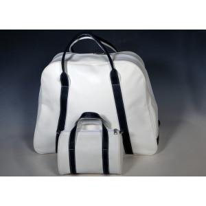 Τσάντα δερματίνη (Κωδ.041714) (Διατίθεται σε διάφορους χρωματισμούς)
