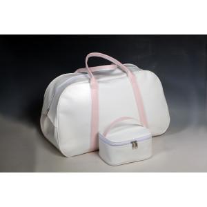 Τσάντα δερματίνη (Κωδ.011711) (Διατίθεται σε διάφορους χρωματισμούς)