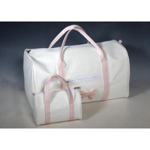 Τσάντα δερματίνη (Κωδ.051615) (Διατίθεται σε διάφορους χρωματισμούς)