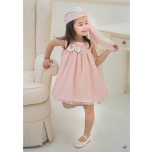 Ολοκληρωμένο πακέτο βάπτισηs με αυτό το φόρεμα (Baby bloom #119.93-120#) Με βαλίτσα rain η παγκάκι θρανίο Δωρεάν μεταφορικά