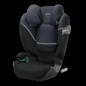Παιδικό κάθισμα αυτοκινήτου Cybex Solution S-Fix I Size (Graphit Black)