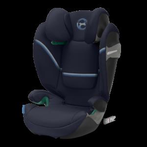 Παιδικό κάθισμα αυτοκινήτου Cybex Solution S-Fix I Size (Navy Blue)