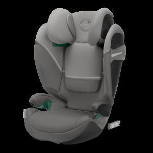 Παιδικό κάθισμα αυτοκινήτου Cybex Solution S-Fix I Size (Soho Grey)