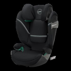 Παιδικό κάθισμα αυτοκινήτου Cybex Solution S-Fix I Size (Deep Black)
