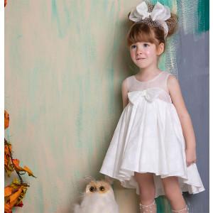 Ολοκληρωμένο πακέτο βάπτισηs με αυτό το φόρεμα Bambolino Eleana (#8770-150-310#) Με βαλίτσα rain η παγκάκι θρανίο Ζητήστε προσφορά !!