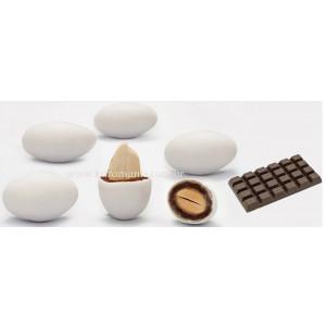 Κουφέτα αμυγδλάλου με Γεύση Σοκολάτας (Καραμάνης 2001)