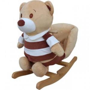 Κουνιστό Αρκουδάκι Ριγέ (507.01.091)