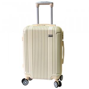 Βαλίτσα ταξιδιού Rain εκρού (κωδ.RB6030) Δωρεάν μεταφορικά.