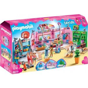 Playmobil Εμπορικό Κέντρο 9078, παιδικό παιχνίδι. narlis.gr