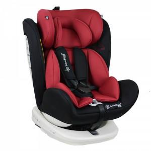 Κάθισμα Bebestars Αυτοκινήτου Isofix 360° Levante 910-185 (Red) (186.076.007)