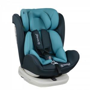 Κάθισμα Αυτοκινήτου Isofix 360° Levante (Petrolio) (186.076.006) ΔΩΡΕΑΝ ΑΠΟΣΤΟΛΗ ΜΕ COURIER