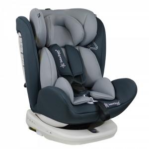 Κάθισμα Αυτοκινήτου Isofix 360° Levante 910-186 (Grey) (186.076.005)