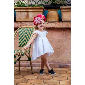 Ολοκληρωμένο σετ βάπτισης κορίτσι Bambolino Katerina 9107-105-270  Με Βάλίτσα η παγκάκι θρανίο και με άλλες επιλογές Ζητήστε προσφορά !!