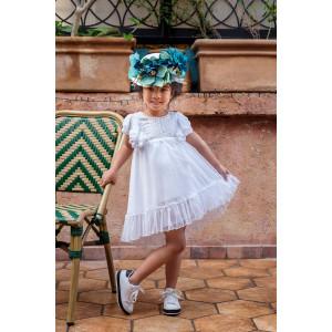 Ολοκληρωμένο σετ βάπτισης κορίτσι Bambolino Magdoula 9114-150-315  Με Βάλίτσα η παγκάκι θρανίο και με άλλες επιλογές Ζητήστε προσφορά !!