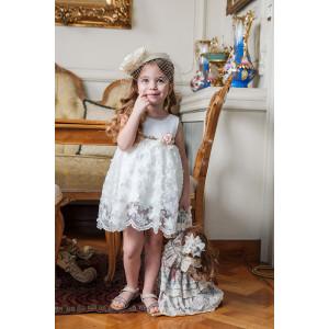 Ολοκληρωμένο σετ βάπτισης κορίτσι Bambolino Ermioni 9135-120-285  Με Βάλίτσα η παγκάκι θρανίο και με άλλες επιλογές Ζητήστε προσφορά !!
