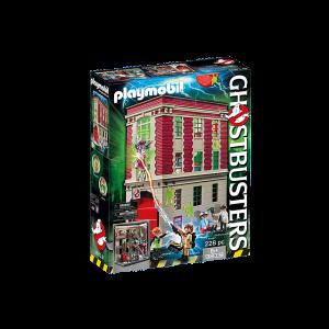Playmobil Αρχηγείο των Ghostbusters 9219 Κωδ. 787.342.282