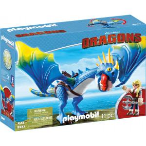 Playmobil Η Άστριντ με την Καταιγίδα 9247 Κωδ. 787.342.300