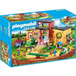 Playmobil, Ξενώνας, Μικρά Ζώα, 9275, παιδικό παιχνίδι, narlis.gr
