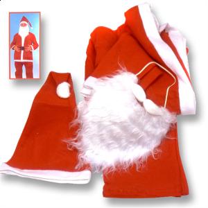 Στολή Άγιος Βασίλης Ενήλικα (Κωδ.646.123.003)