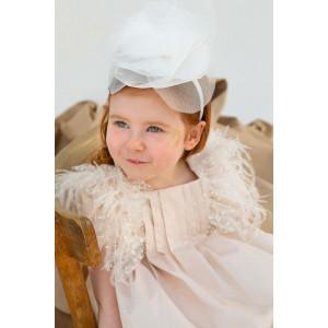 Ολοκληρωμένο σετ βάπτισης κορίτσι Bambolino Aggelikoula 9328 narlis.gr