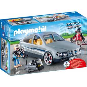 Playmobil, Αυτοκίνητο, Μονάδα Ειδικών Αποστολών, 9361, παιχνίδι, αγόρι