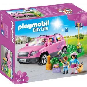 Playmobil, Οικογενειακό Αμάξ ,9404, παιδικό παιχνίδι, αγόρι, κορίτσι, narlis.gr