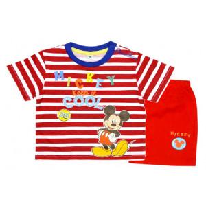 Σετ Παιδικό K/Μ Μακώ Mickey Disney (Κόκκινο) (Κωδ.200.129.010)