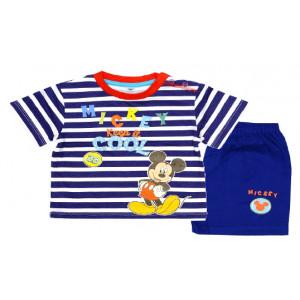Σετ Παιδικό K/Μ Μακώ Mickey Disney (Μπλε) (Κωδ.200.129.010)