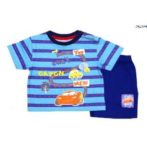 Σετ Παιδικό K/Μ Μακώ Cars Disney (Τυρκουάζ) (Κωδ.200.129.012)