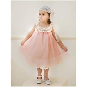 Ολοκληρωμένο πακέτο βάπτισηs με αυτό το φόρεμα (Baby bloom #119.123-90#) Με βαλίτσα rain η παγκάκι θρανίο Δωρεάν μεταφορικά