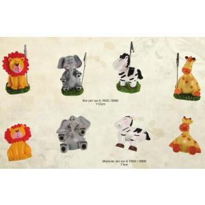Κλιπ Ζώα της Ζούγκλας 10035-126146 Μαγνητάκια 10034-092-112