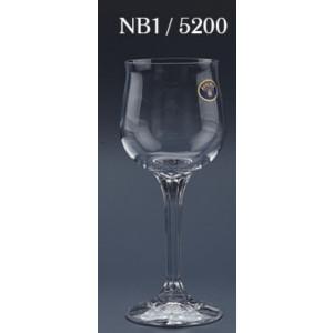 Ποτήρι κρασιού BOHEMIA NB1(5200)