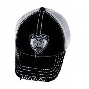 Καπέλο Jockey ΠΑΟΚ  (#Κωδ.200.212.035#)