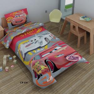 Παπλωματοθήκη & Μαξιλαροθήκη (Cars) Digital Disney (Κωδ.621.01.036) (Με Δωροεπιταγή 10€)
