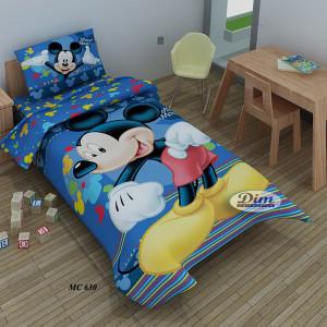 Παπλωματοθήκη & Μαξιλαροθήκη (Mickey) Digital Disney (Κωδ.621.01.040)