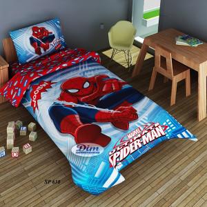 Παπλωματοθήκη & Μαξιλαροθήκη (Spiderman) Digital Disney (Κωδ.621.01.038) (Με Δωροεπιταγή 10€)