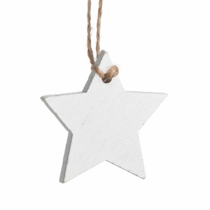 Μπομπονιέρα Βάπτισης Ξύλινο κρεμαστό αστέρι, 17131-Λ -025 Parisis Ζητήστε προσφορά !!!!
