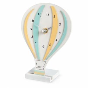 Μπομπονιέρα Βάπτισης Ξύλινο ρολόι αερόστατο 18Ε002 Parisis Ζητήστε προσφορά !!!!