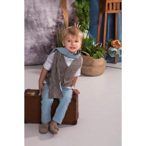 Ολοκληρωμένο πακέτο βάπτισηs με αυτό το κουστούμι Baby bloom 120.14 narlis.gr