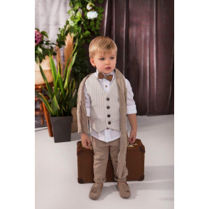 Ολοκληρωμένο πακέτο βάπτισης με αυτό το κουστούμι Baby bloom 120.39