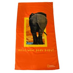 Πετσέτα Ελέφαντας National Geographic (Κωδ.036.206.004)