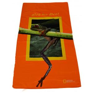 Πετσέτα Θαλάσσης Βάτραχος National Geographic (Κωδ.036.206.003)
