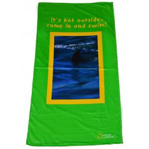 Πετσέτα Θαλάσσης Καρχαρίας National Geographic (Κωδ.036.206.009)