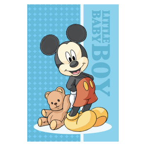 Πετσετάκι Mickey Disney (40x60cm) (Κωδ.621.01.033)