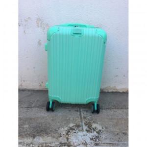 Βαλίτσα ταξιδιού  Riniotis ΒΑΛ27 Μέντα