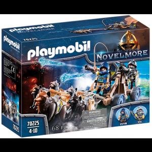 Playmobil Κανόνι Νερο-οβίδων Του Νόβελμορ 70225