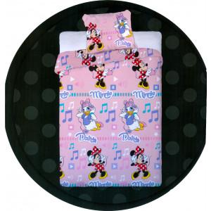 Σετ Σεντόνια 3τμχ Minnie Disney (Κωδ.111.136.051)