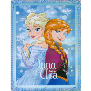 Κουβέρτα Πικέ Disney Frozen (Κωδ.621.001.033)