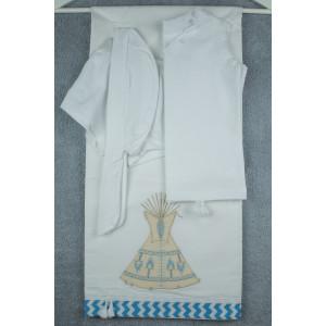 Λαδόπανο Sweet baby (Κωδ.0190) (+15€ στο πακέτο βάπτισης)