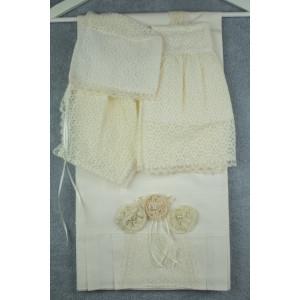 Λαδόπανο Sweet Baby (Κωδ.0222) (+20€ στο πακέτο βάπτισης)